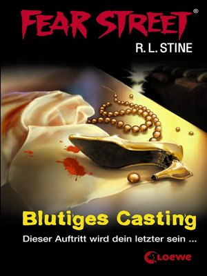 cover image of Blutiges Casting