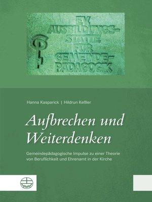 cover image of Aufbrechen und Weiterdenken