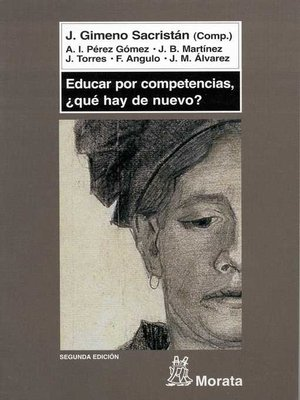 cover image of Educar por competencias, ¿qué hay de nuevo?