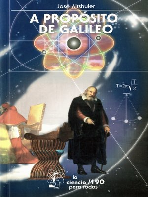 cover image of A propósito de Galileo