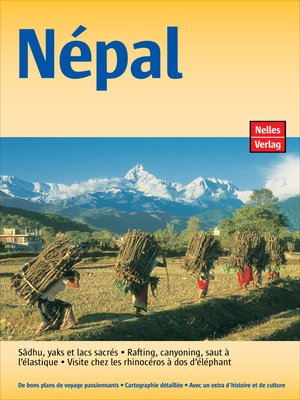 cover image of Guide Nelles Népal