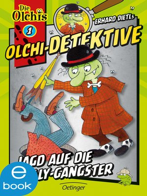 cover image of Jagd auf die Gully-Gangster
