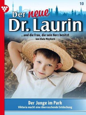 cover image of Der neue Dr. Laurin 10 – Arztroman