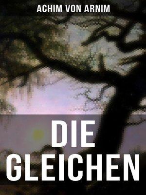 cover image of Die Gleichen