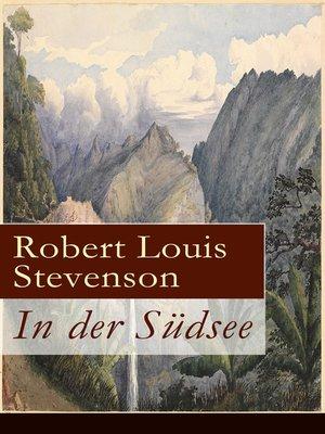 cover image of In der Südsee