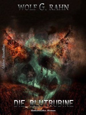 cover image of Die Blutrubine