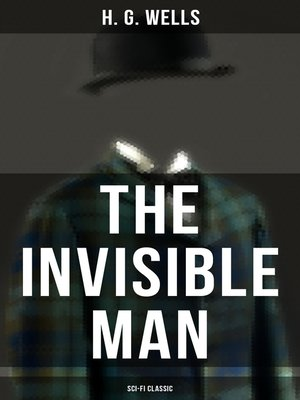 cover image of The Invisible Man (Sci-Fi Classic)