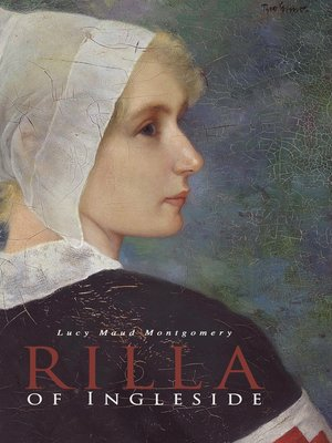 cover image of Rilla of Ingleside
