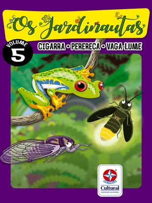 cover image of Os Jardinautas 5