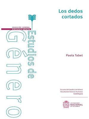 cover image of Los dedos cortados