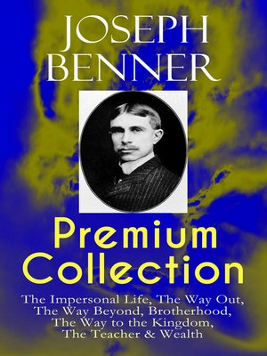 cover image of JOSEPH BENNER Premium Collection