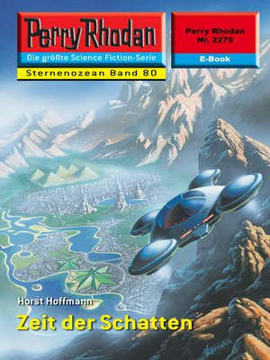 cover image of Perry Rhodan 2279