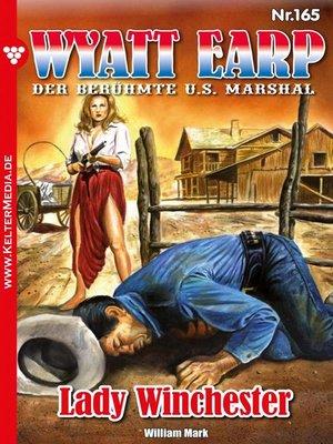 cover image of Wyatt Earp 165 – Western