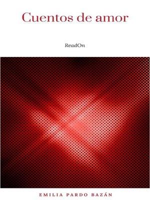 cover image of Cuentos de amor