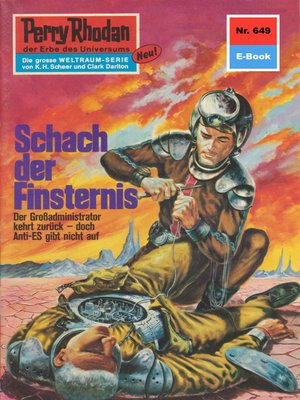 cover image of Perry Rhodan 649