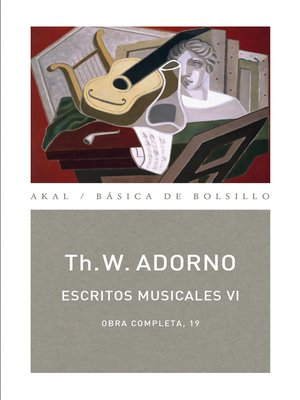 cover image of Escritos musicales VI