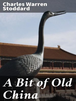 cover image of A Bit of Old China