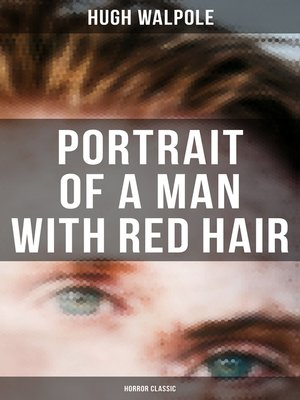 cover image of Portrait of a Man with Red Hair (Horror Classic)