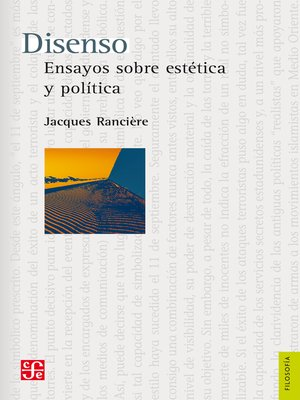 cover image of Disenso