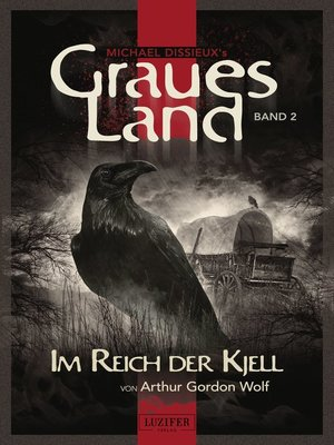 cover image of GRAUES LAND--Im Reich der Kjell