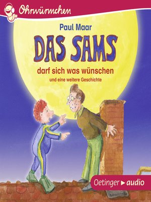 cover image of Das Sams darf sich was wünschen