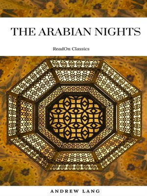 cover image of The Arabian Nights (ReadOn Classics)