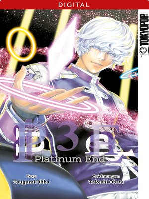 cover image of Platinum End 03