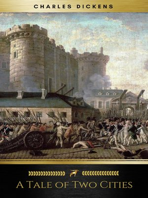 cover image of A Tale of Two Cities (ShandonPress)