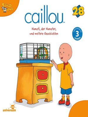 cover image of Caillou--Folgen 296-304