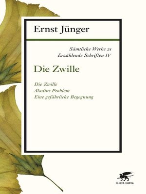 cover image of Sämtliche Werke--Band 21