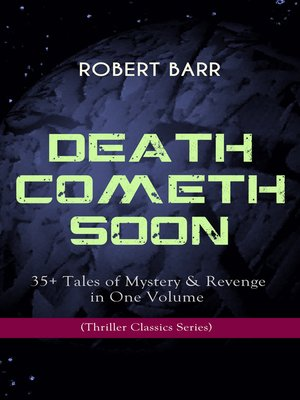cover image of Death Cometh Soon or Late