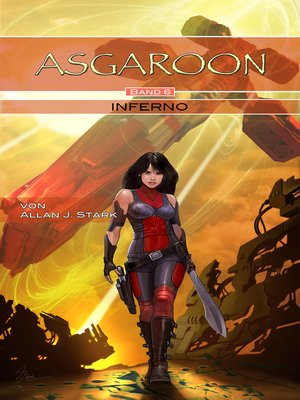 cover image of ASGAROON (6)--Inferno