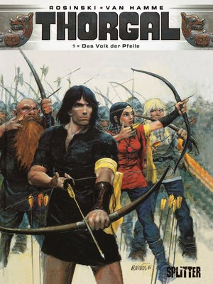 cover image of Thorgal. Band 9