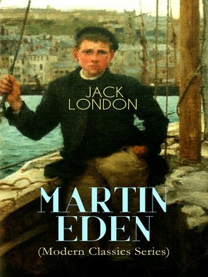 cover image of MARTIN EDEN (Modern Classics Series)