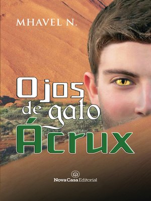 cover image of Ojos de gato Ácrux