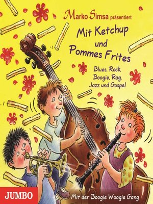 cover image of Mit Ketchup und Pommes Frites