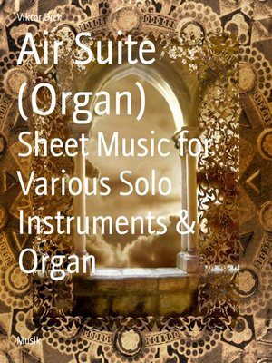 cover image of Air Suite (Organ)