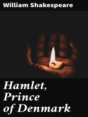 cover image of Hamlet, Prince of Denmark