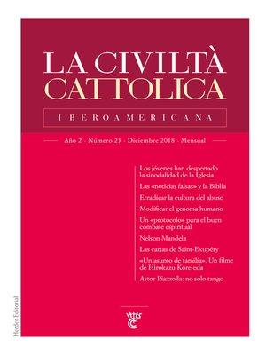 cover image of La Civiltà Cattolica Iberoamericana 23