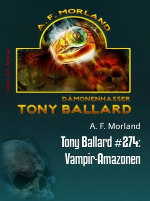 cover image of Tony Ballard #274