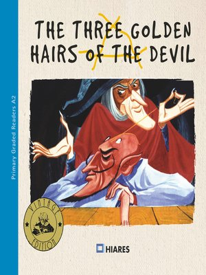 cover image of The Three Golden Hairs of the Devil