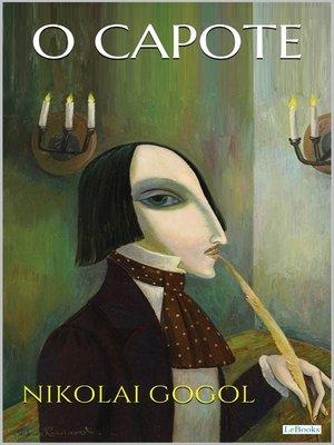 cover image of O CAPOTE--Gogol