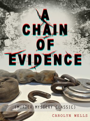 cover image of A Chain of Evidence