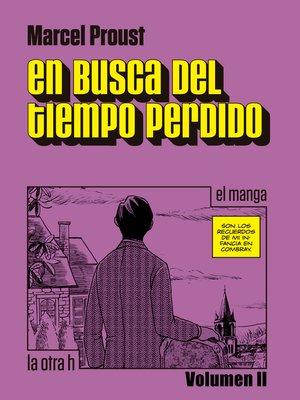 cover image of En busca del tiempo perdido (Volume II)