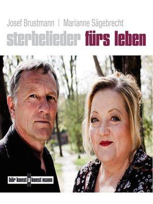 cover image of Sterbelieder fürs Leben