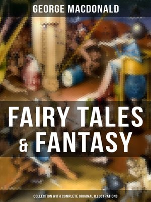 cover image of Fairy Tales & Fantasy