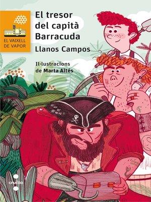 cover image of El tresor del Capità Barracuda