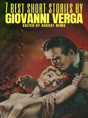cover image of 7 best short stories by Giovanni Verga
