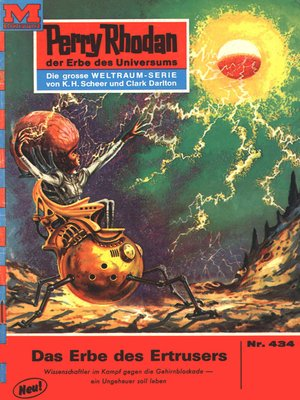 cover image of Perry Rhodan 434