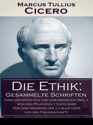 cover image of Die Ethik